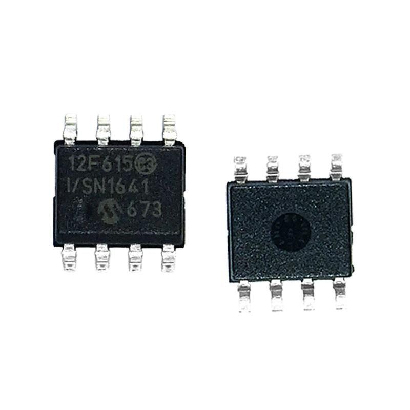 Microchip微芯PIC12F615-I/SN