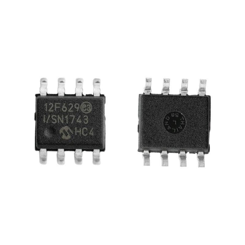 Microchip微芯PIC12F629-ISN