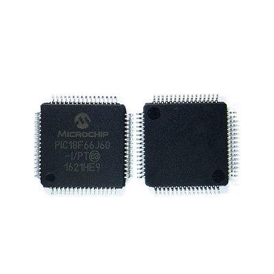 Microchip微芯PIC18F66J60-I/PT