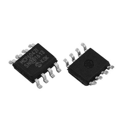 Microchip微芯MCP6042T-I/SN纳安功耗运放